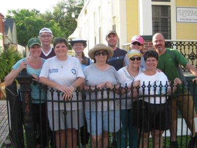 UPUMC Mission Trip New Orleans 2011